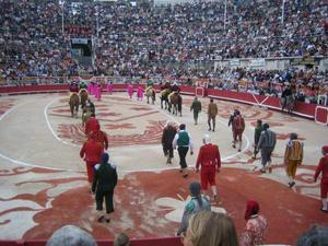 "Corrida ""Goyesque"" in Arles"