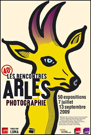 Photo Arles: Les Rencontres 2009