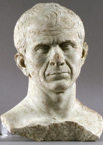 Bust of Caesar found in Arles in 2007