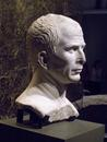The bust of Julius Caesar in Arles