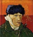 Vincent van Gogh Self Portrait 1889 Arles