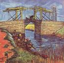 The Langlois Bridge - Vincent van Gogh - Arles
