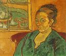 The Mother, Augustine Roulin - Vincent van Gogh - Arles 1888