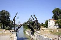 Langlois Bridge near Arles