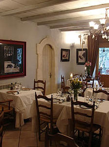 Au Brin de Thym restaurant in Arles France
