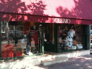 Souleiado shop in Arles France
